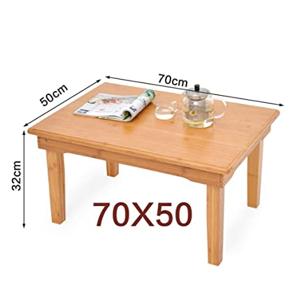 Amazoncom Coffee Table Wooden Table Computer Desk Small Square