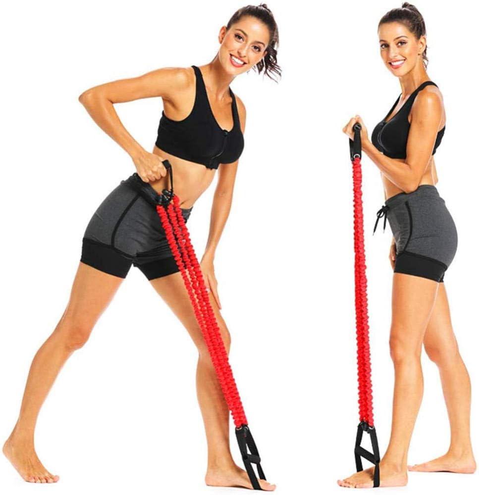 5 Corde per Esercizi di Allenamento Sportivo in Palestra Estensori per Pettorali Espansore Torace
