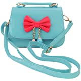 Cute Fashionable Handbag Mini Vintage Sweet Bowknot Casual Messenger Shoulder