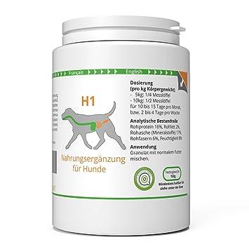 Ww7 H1 Natürliche Wurm Magen Darm Formel Für Hunde