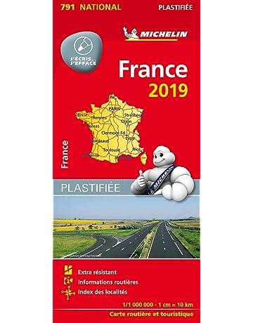 Carte Amerique Du Sud Michelin.Amazon Fr Cartes Et Plans