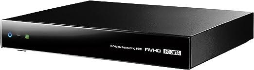I-O DATA 24時間連続録画対応 録画用ハードディスク 1TB テレビ録画/USB3.0対応 AVHD-UR1.0C