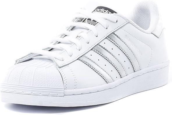 Adidas ORIGINALS Superstar, Baskets Mode Mixte Adulte