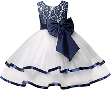 Bow Princess Party Wedding Dresses
