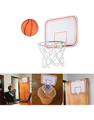 With Basketball And Inflator 45 5x30 5cm Bedroom Basketball Hoop Indoors Set Flox Mini Basketball Hoop For Door Wall Mount Boards