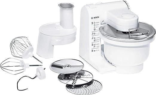 Bosch MUM4426 robot de cocina, 500 W, 3.8 litros, De plástico, 4 ...