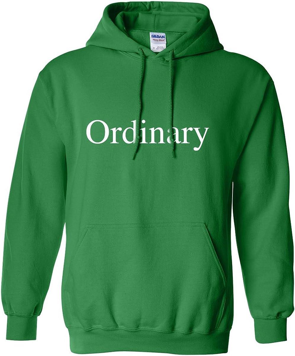 zerogravitee Ordinary Adult Hooded Sweatshirt