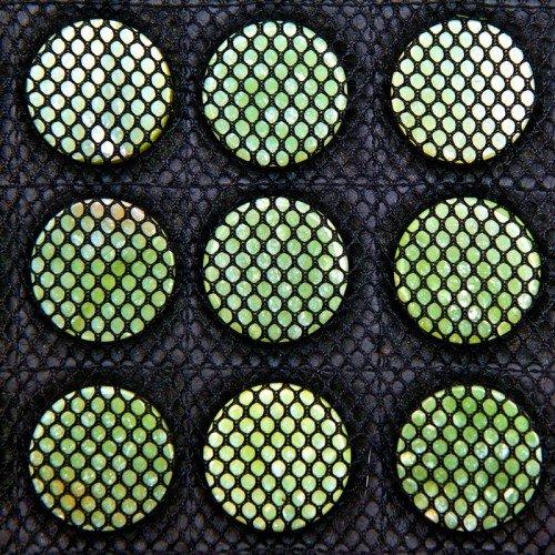 Therasage Heating Pad, Medium, Black/grey, Medium