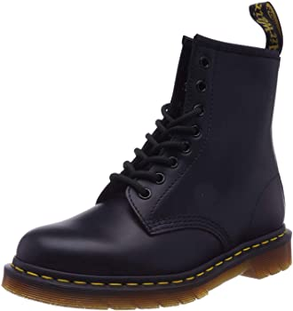 Dr. Martens Women's Waterproof 8 Eye Boots