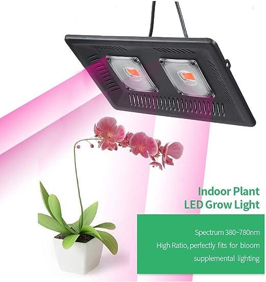 2W LED Floodlight  Grow Light Waterproof Full Spectrum Hydro Plant Veg Bloom