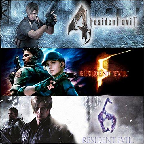 Resident Evil Triple Pack - PS4