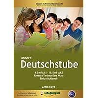 Kitapbilgini A1.1-2 Almanca Kitabı Unsere Deutschstube