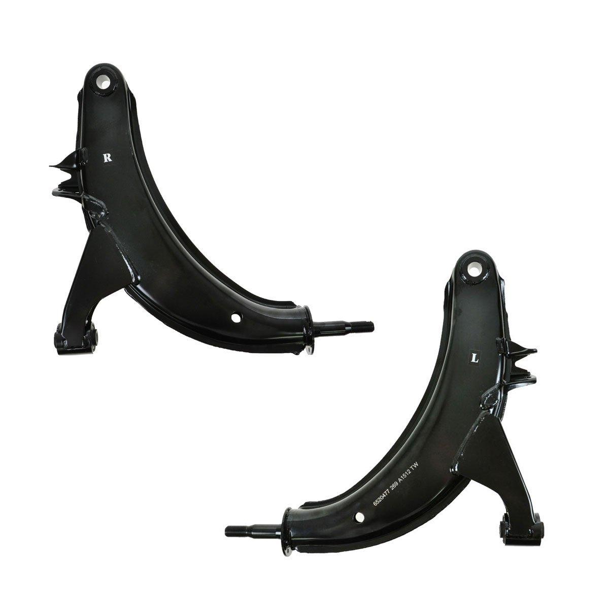 Front Lower Control Arm Pair Set Of 2 Lh Rh For Baja 2011 Honda Ridgeline Suspension Left W0133 Forester Impreza Legacy Automotive
