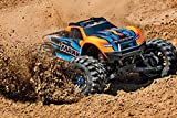 Traxxas Maxx: 1/10 Scale 4WD Brushless Electric