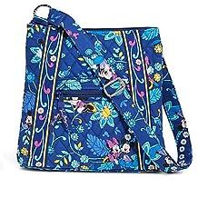 "Disney Parks Vera Bradley Mickey and Minnie Mouse ""Disney Dreaming"" Hipster Bag"