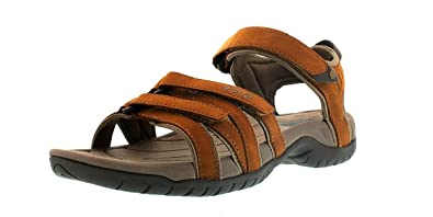 d571a54a7494b9 Teva Tirra Leather W s Damen Sport-   Outdoor Sandalen