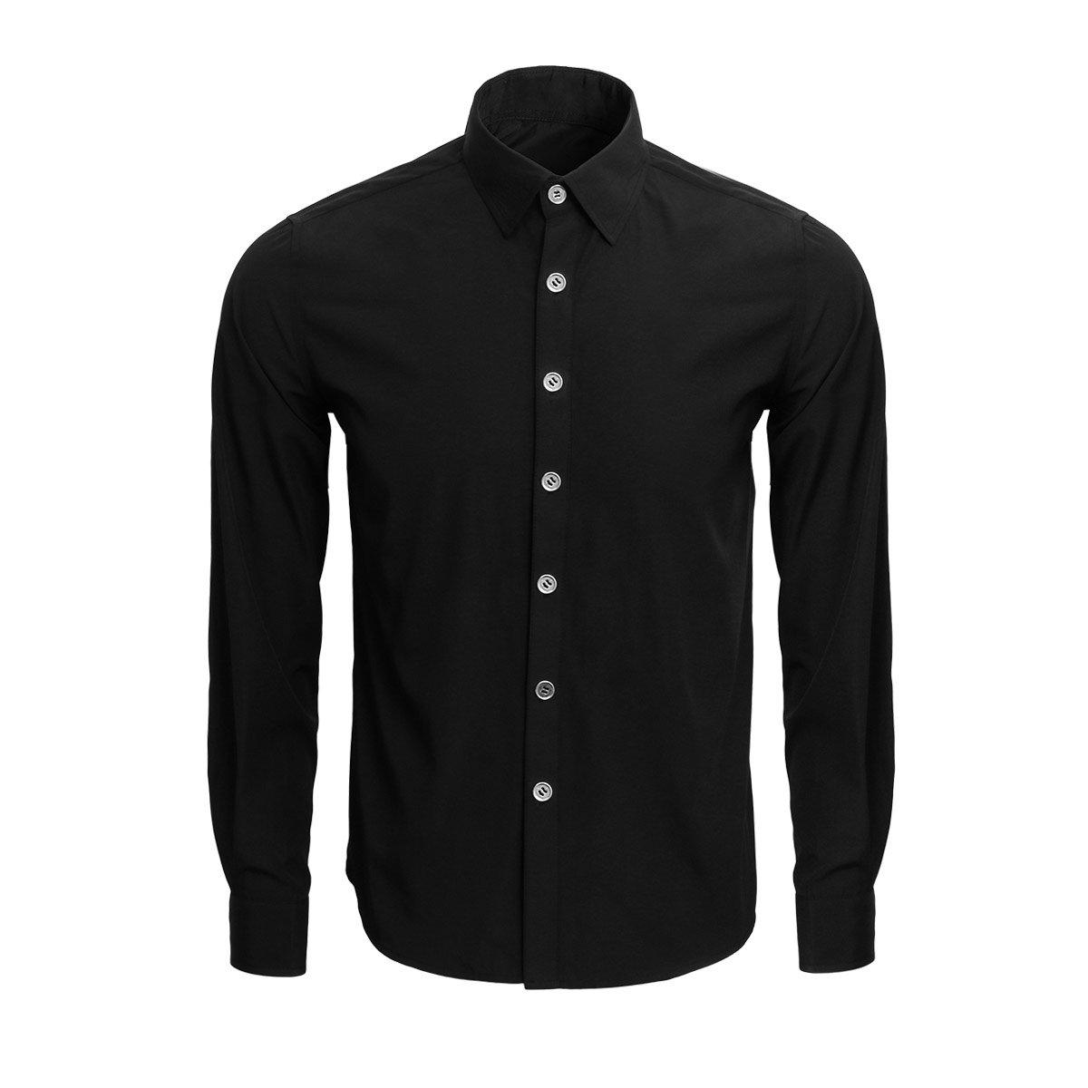 d8d6586c2ba 1920s Adult Men's Gangster Shirt, Vest and Tie Costume Accessories Set  Roaring 20s Fancy Dress up Outfit Suit (X-Large)
