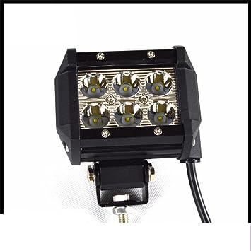 KDLD 18W Led Lichtleiste, ECC Spot Comb Arbeits Licht Drving Licht