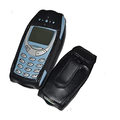 low priced f8807 e11fc PlatinPower, mobile-phone Case with belt-clip for Nokia 3310/3330 and 3410