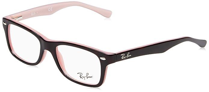 cf07daebe5541 Amazon.com  Ray Ban Junior RY1531 Eyeglasses  Shoes