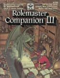 Rolemaster Companion, Anderson, Darrin and Carlyle, Mike, 1558060502