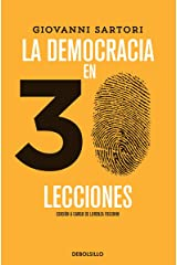 La democracia en 30 lecciones Pasta blanda