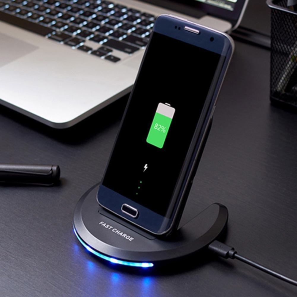 flashcat nuevo cargador inalámbrico creativo para Samsung ...