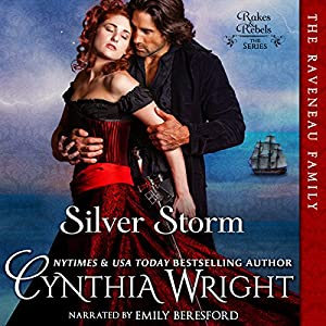 Silver Storm Audiobook