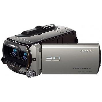 Amazon.com : Sony HDR-TD10 High Definition 3D Handycam Camcorder ...