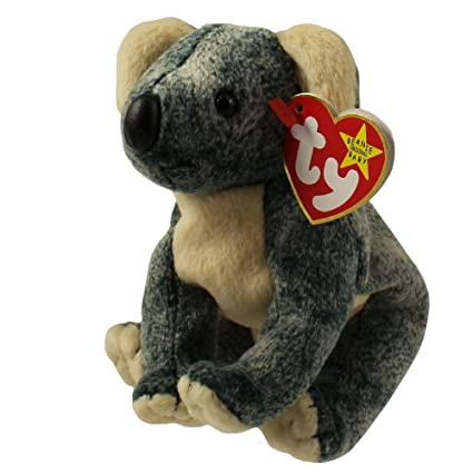 4d0699a6d73 Image Unavailable. Image not available for. Color  TY Beanie Baby -  EUCALYPTUS the Koala (5 inch) - MWMT s ...