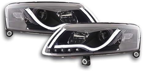 Fk Automotive Fkfsai13035 Scheinwerfer Daylight Set Schwarz Auto