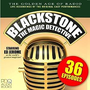 Blackstone, the Magic Detective Radio/TV Program