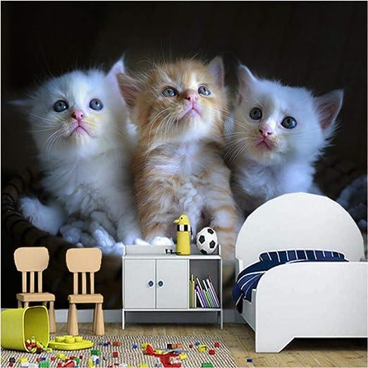Makeyong Personalizado, Gatos Gatitos Murales De Cesta De ...