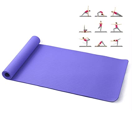 Amazon.com : Grist CC Gym Home Outside Yoga Mat Fitness Goat ...