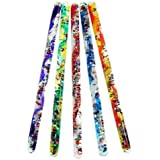 Toysmith Jumbo Spiral Glitter Wand (Assorted Colors) (2-Pack)