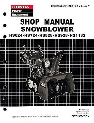 honda-hs624-hs724-hs828-hs928-hs1132-snow-blower-service-repair-shop-manual