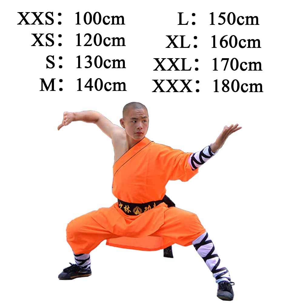 Amazon.com: Shaolin Temple Warrior Monks Robe Chinese ...