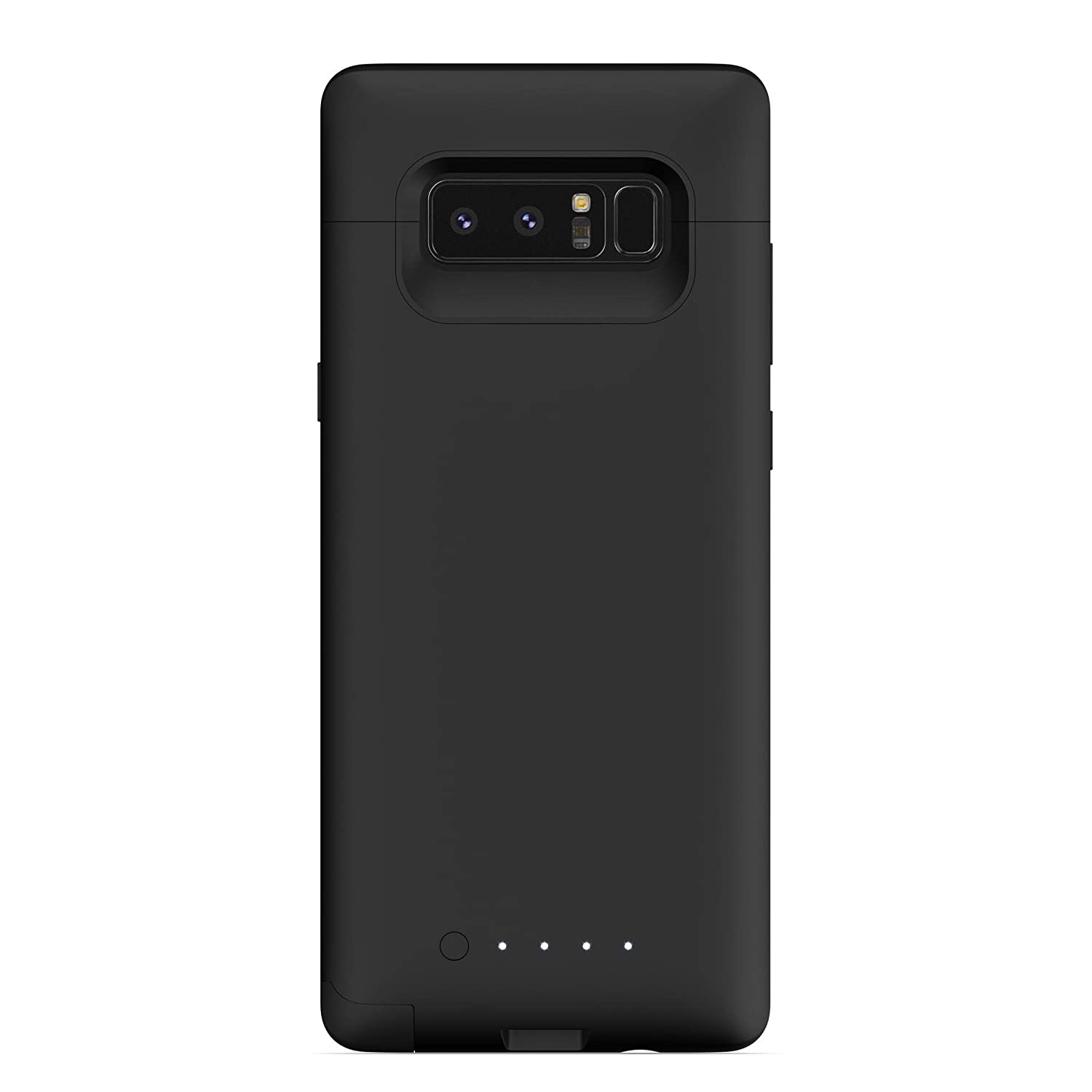 size 40 e6d90 2fb15 Mophie Battery Case for Samsung Note 8, Black - 4101_JP-SGN8-BLK