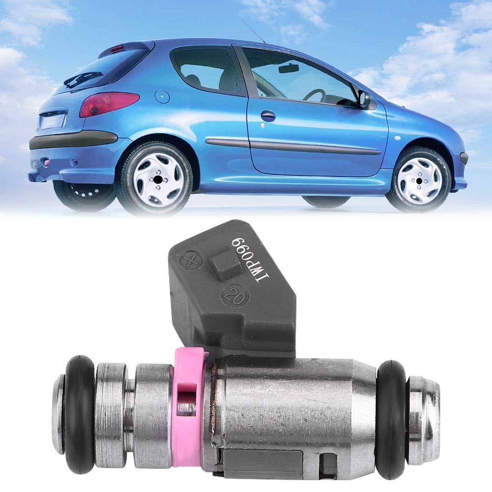 EBTOOLS Car Fuel Injector Nozzle Metal Plastic IWP099(Silver Black)