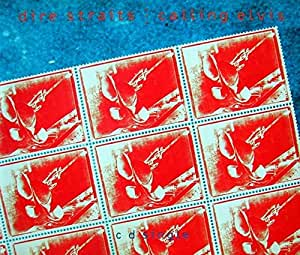 Dire Straits - Calling Elvis - Vertigo - 868 757-2, Vertigo - DS CD 16