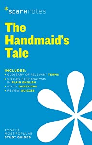 The Handmaid's Tale SparkNotes Literature Guide (SparkNotes Literature Guide Series)