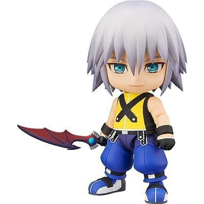 Good Smile Kingdom Hearts: Riku Nendoroid Action Figure, Multicolor, (Model: G90624): Toys & Games