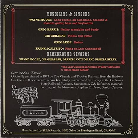 A Treasury Of American Railroad Songs And Ballads Vol 2