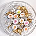 324 Cute Cat Party Favors, Cat Party Supplies, Cat Birthday, Cat Round Candy Label, Cat Baby Shower