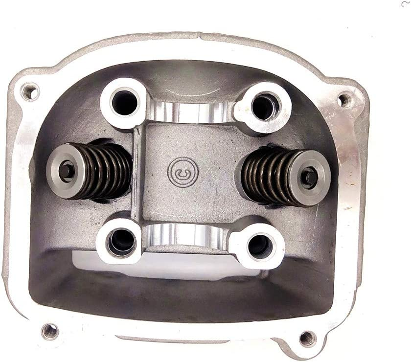 hongyu 61mm Big Bore Cylinder Head Kit for GY6 150cc to 180cc Engine with 69mm Valves scooter taotao kazuma ATV Moped