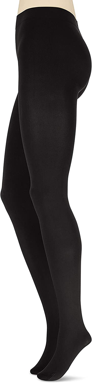 KUNERT Mystique 100 schwarze Damenstrumpfhose 100 den mit druckfreiem Wohlf/ühlbund blickdichte Strumpfhose matt