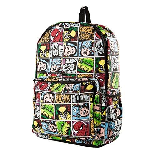 marvel backpack for boys - 5