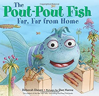 Book Cover: The Pout-Pout Fish, Far, Far from Home