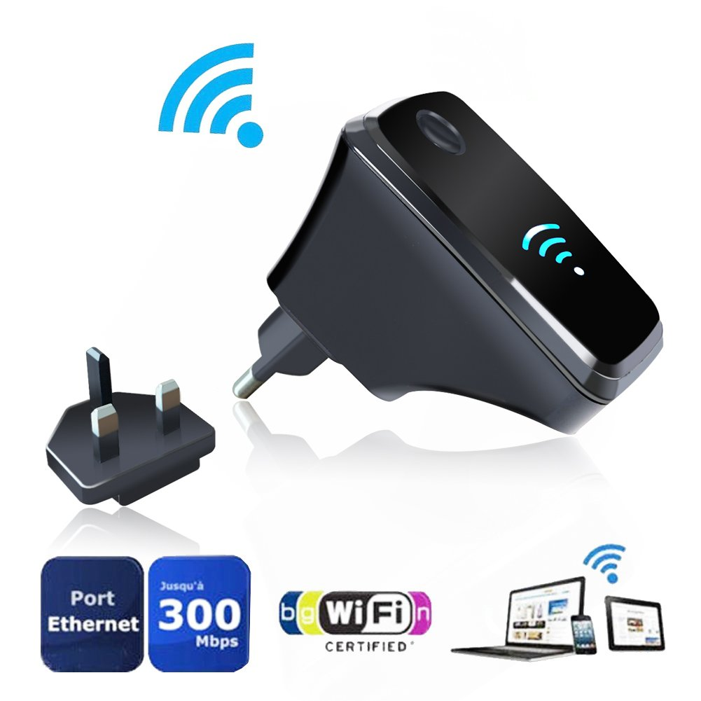 Wifi Router kabelloser Repeater Erweiterung der: Amazon.de: Elektronik