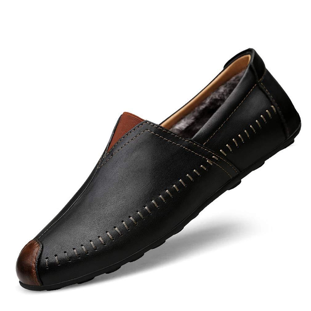 Zapatos de Hombre Mocasines y Slip-Ons de Cuero Zapatos de Paseo 2018 Zapatos de Conducción de Primavera/Otoño (YAN) 47 EU|Re